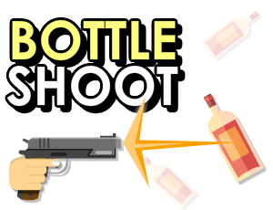 Bottle Shoot online hra
