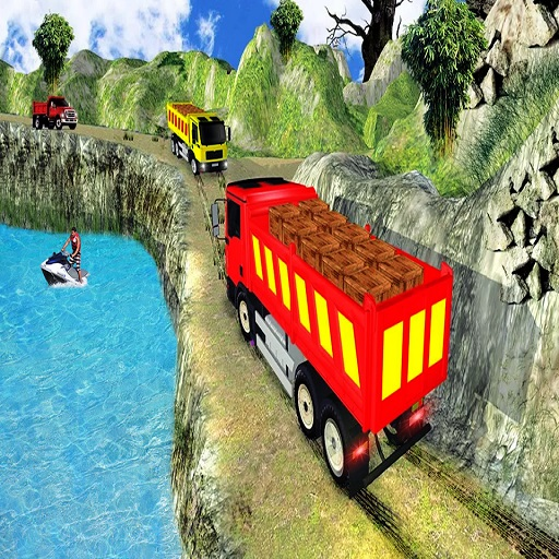 Impossible Cargo Truck Driver Simulator Game