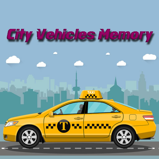 City Vehicles Memory