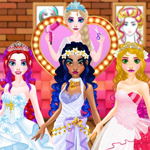 Wedding Hairdresser For Princesses