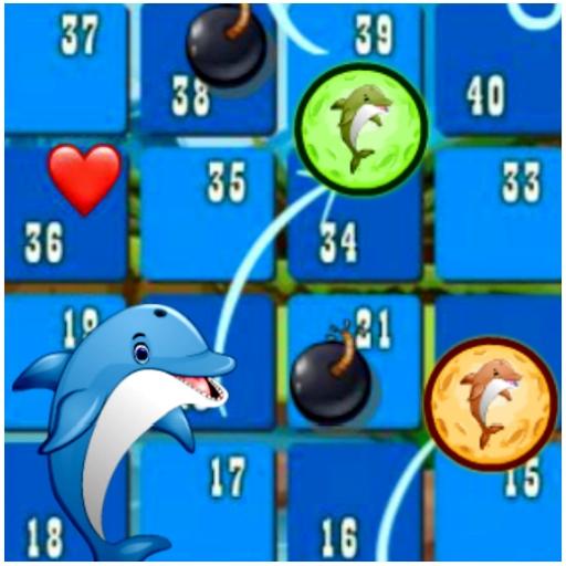 Dolphin Dice Race
