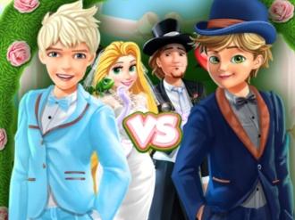 Bestman at Rapunzel Wedding online hra