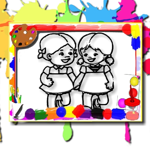 Kids Coloring Time