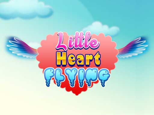 Little Heart Flying online hra