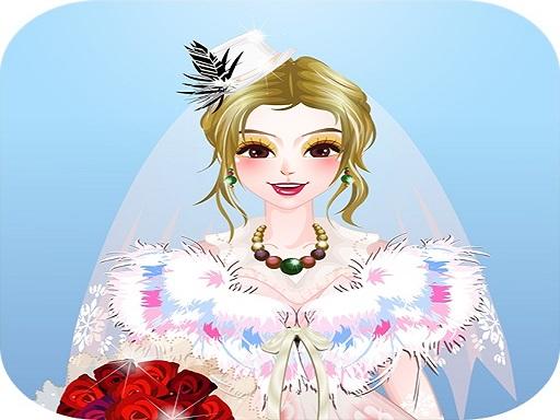 My Winter Wedding Dressup