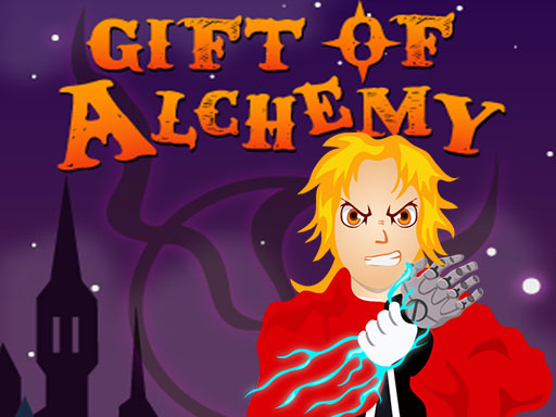 Gift Of Alchemy online hra