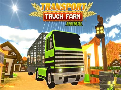 Farm Animal Truck ...
