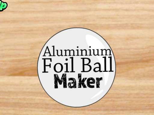 鋁箔制球機