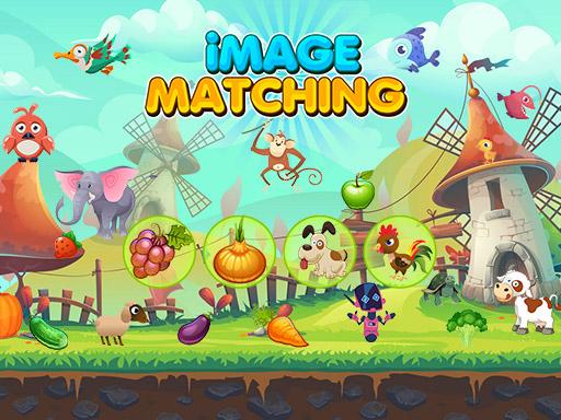 圖像匹配教育遊戲--Image Matching Educational Game-這個遊戲是為孩子們設計的教育遊戲。 他們可以玩耍和學習圖片,如水果、蔬菜、動物、食物、魚、鳥、機器人等等......將匹配的圖像拖放到框中。快來試看看吧!