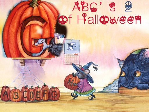 ABCs of Halloween 2