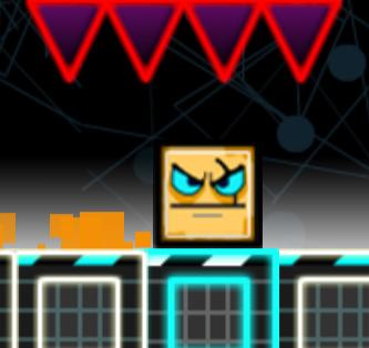 Geo Dash 2 game