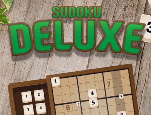 Sudoku Deluxe online hra
