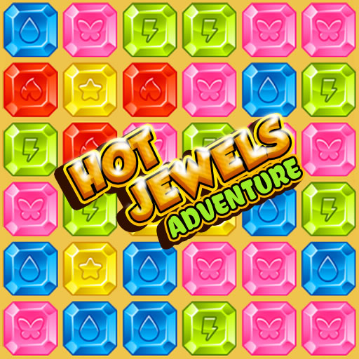 Hot Jewels Adventure