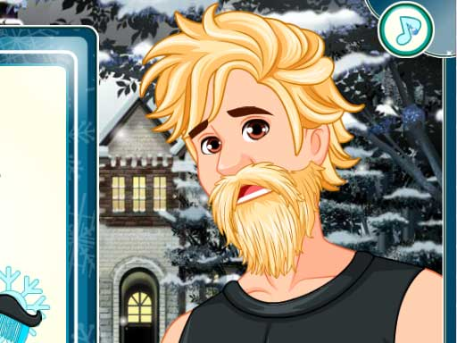 Icy Beard Makeover online hra