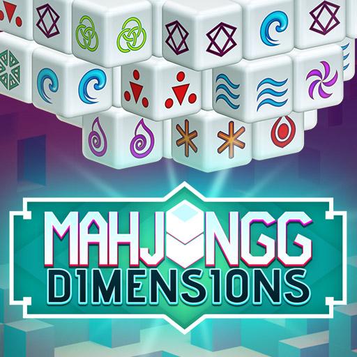 Mahjongg Dimensions 350 seconds