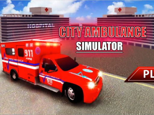 City Ambulance Simulator online hra