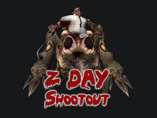 Z Day Shootout online hra