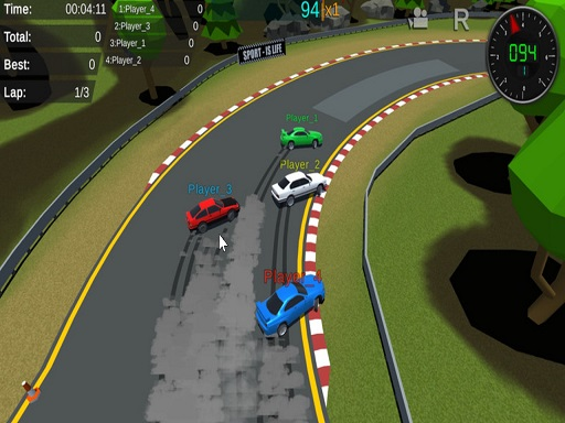 Fantastic Pixel Car Racing ...