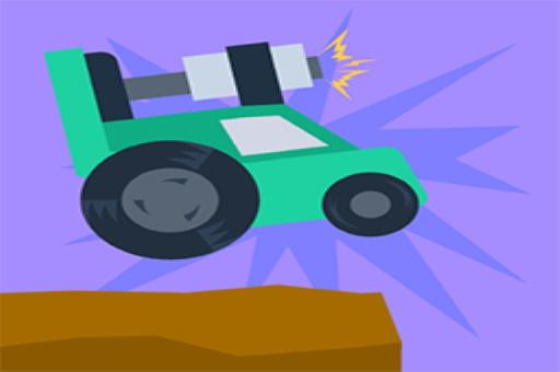 لعبة سيارة الصحراء