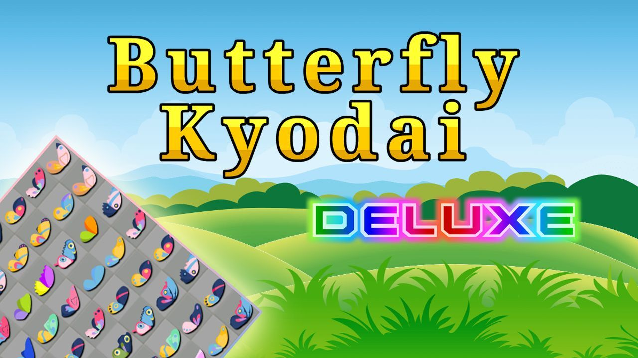 Image Butterfly Kyodai Deluxe