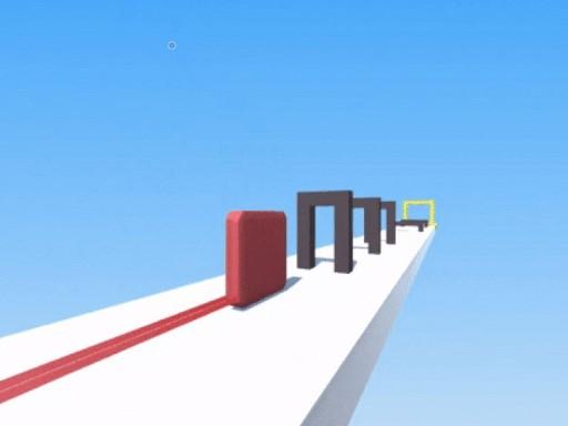 Crazy Jelly Shift online hra