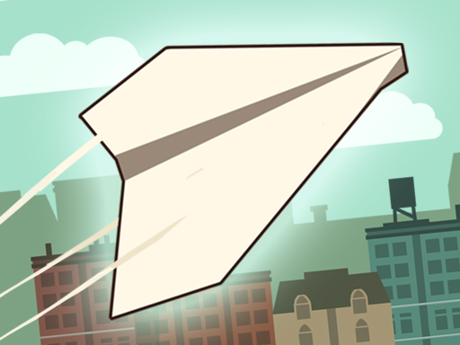 Paper Flight game