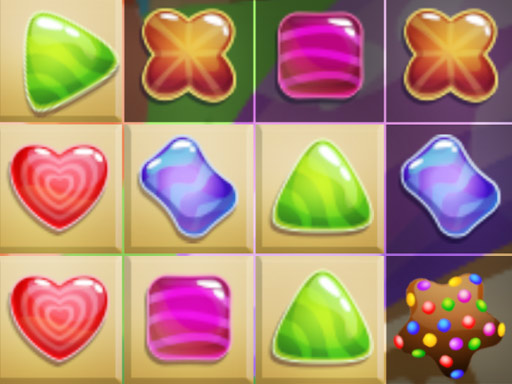 Candy Mania online hra