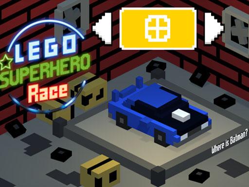Lego Superhero Race