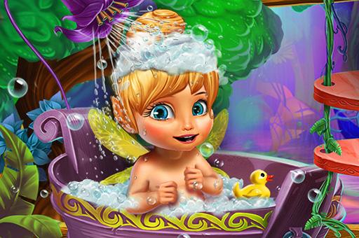 Bain de bébé pixie