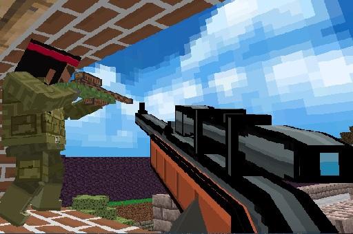 Pixel Gun Apocalypse 3 – Friv 360