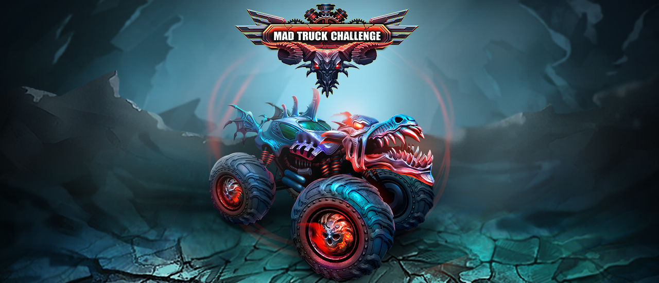 Mad Truck Challenge Special