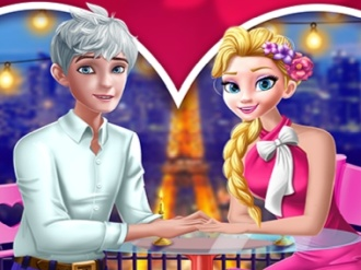 Valentines Day Romantic Date online hra