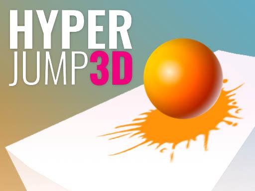 Hyper Jump 3D game