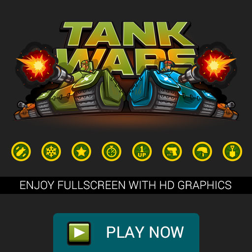 Play Tank Wars, Your Very Own Battle City Game in HD