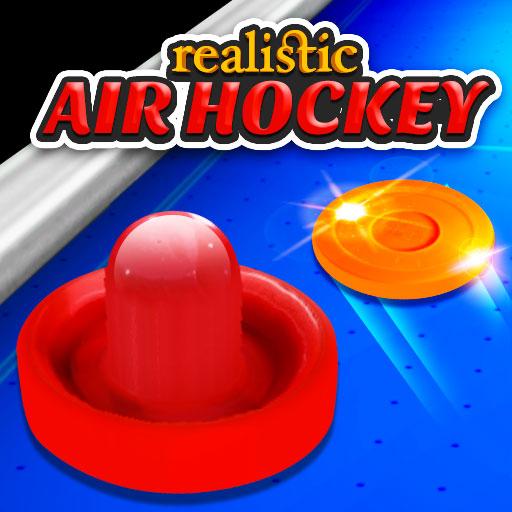 Realistic Air Hockey