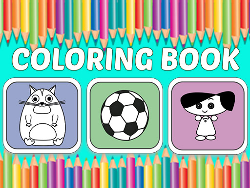 Coloring Book for kids ...
