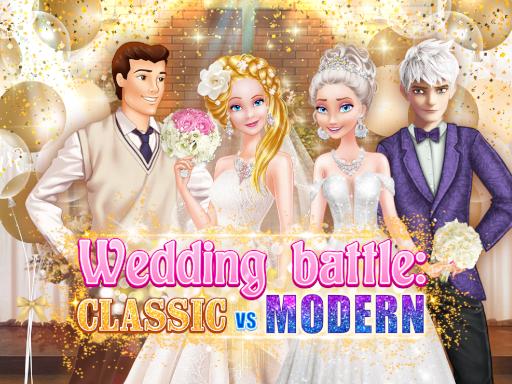 Wedding battle Classic vs ...