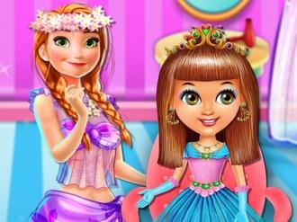 Baby Princess Hair Salon