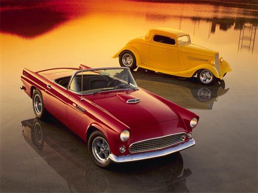 Puzzle voitures anciennes 2