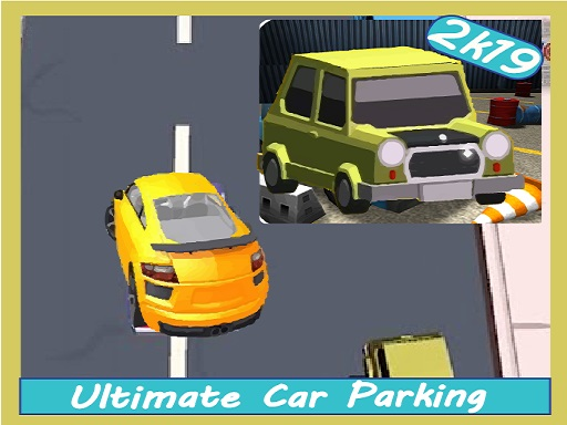 Drive and Park Car online hra