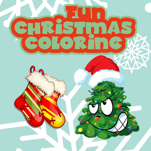 Fun Christmas Coloring