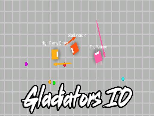 Gladiators io online hra