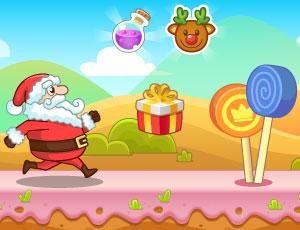 لعبة مغامرة بابانويل