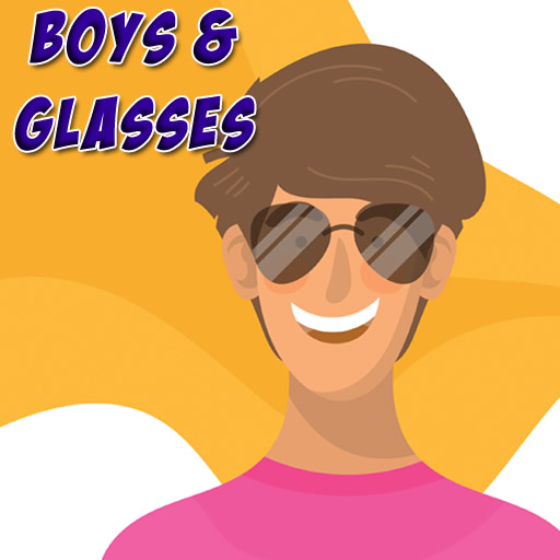 Boys With Glasses Jigsaw