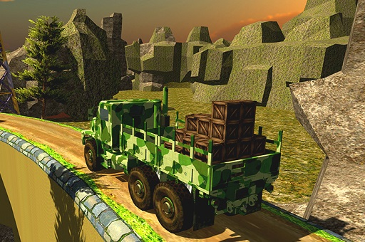 Army Truck Transport