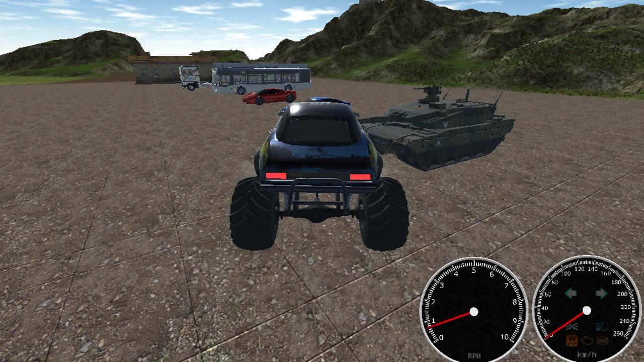 Vehicles Simulator