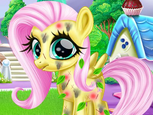 Little Pony Caretaker online hra