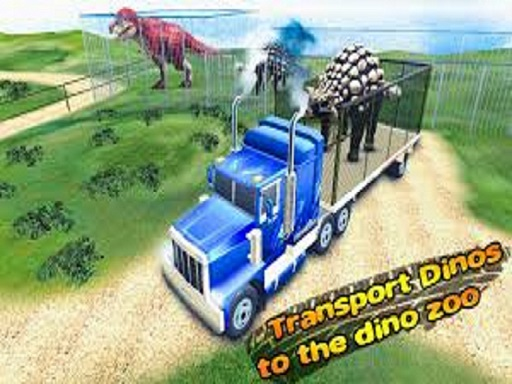 Wild Dino Transport Simulator