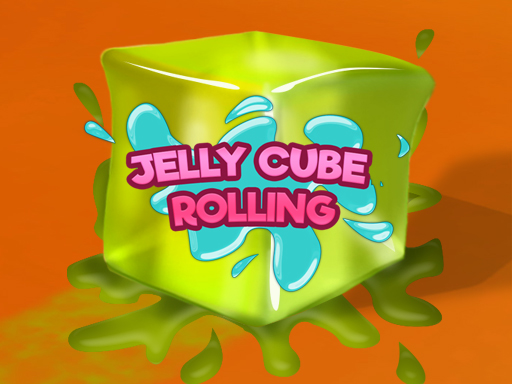 Jelly Cube Rolling game
