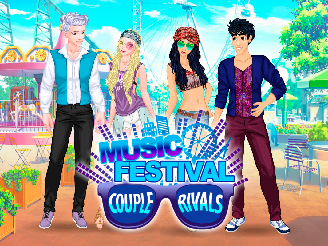 Music Festival Couples Rivals